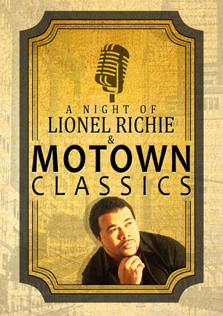 Lionel Richie & Motown Night